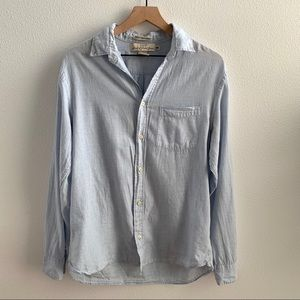 HM Chambray Button Up